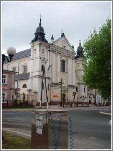 Kościół w Janowie Podlaskim