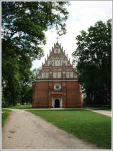 Kościół św. Ducha w Kodniu